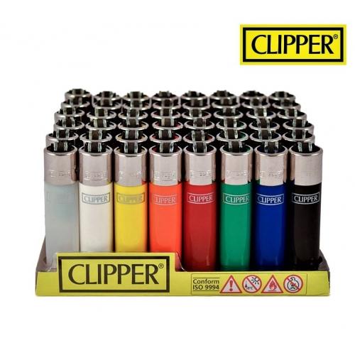 Clipper refillable  Lighters 48pcs